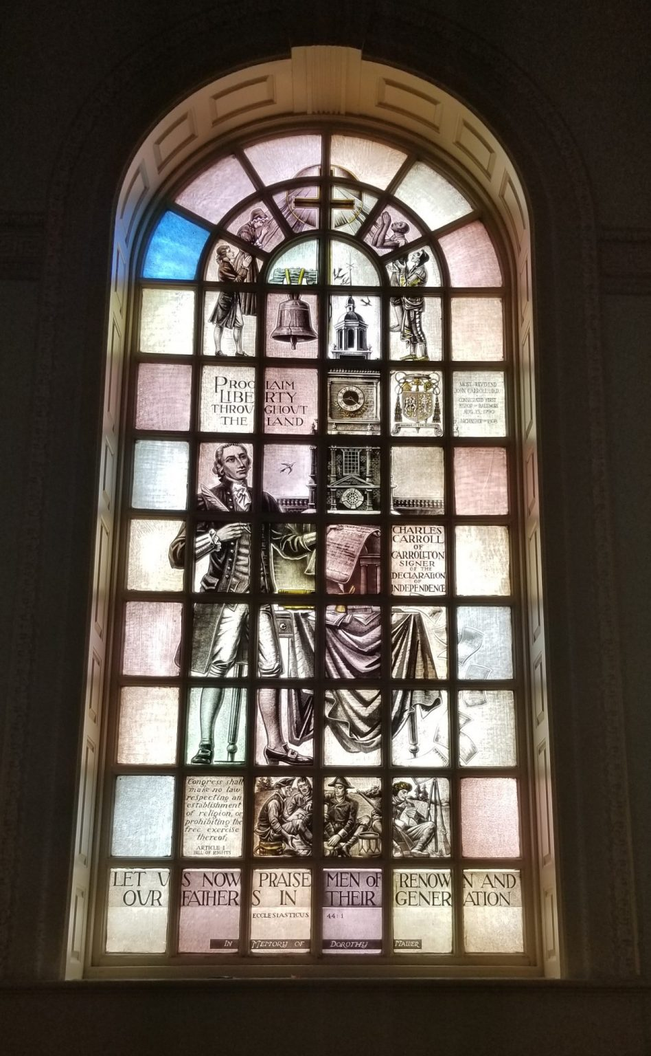 The Carroll Window