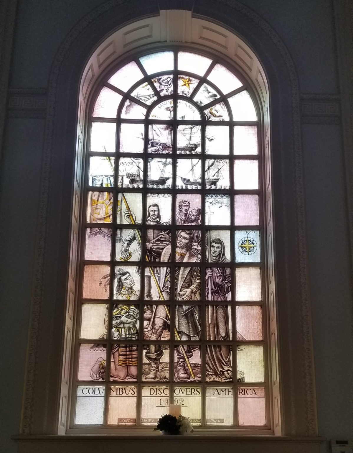 The Columbus Window