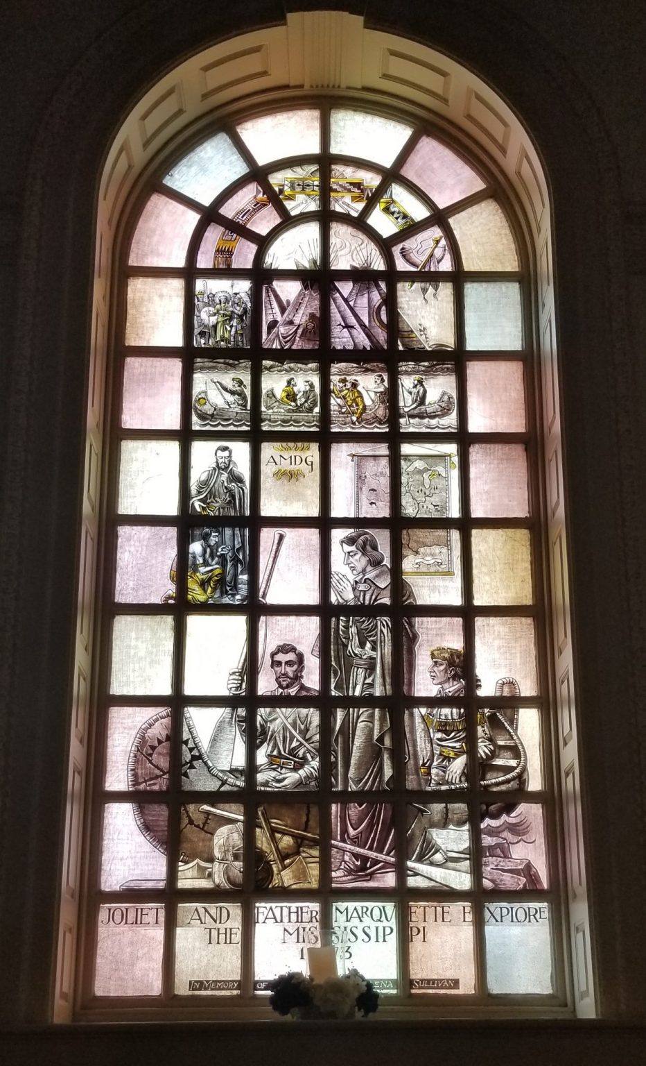The Marquette Window